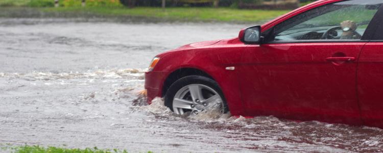 Avoiding Flood Damage Used Car Problems