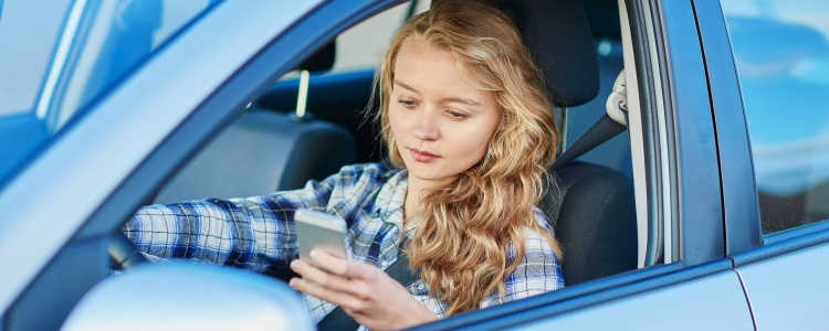 Distracted Driving Worse than Previously Thought - Banner