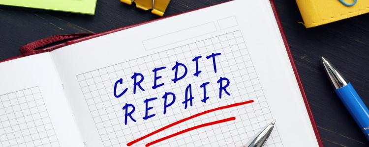 Credit Repair With a Bad Credit Auto Loan