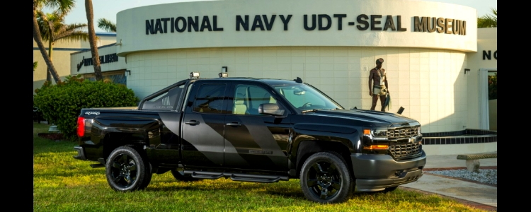 How Chevrolet is Celebrating National Military Appreciation Month
