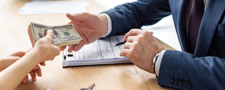 ¿Un pago inicial compensa el mal crédito?