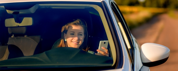 Distracted Driving is Still a Problem