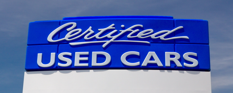 Poor Credit and Certified Used Cars