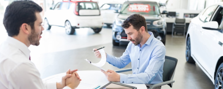 What Do I Need to Bring into the Dealership to Buy a Car with Bad Credit?