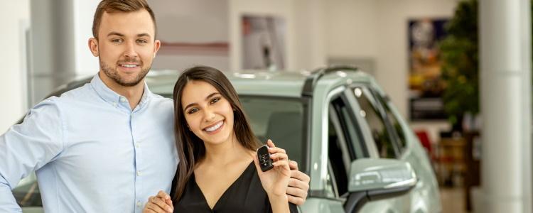 Obtener un préstamo para automóvil con un pago inicial elevado