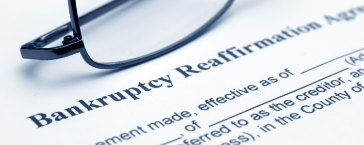 Reaffirming an Auto Loan in Seattle during Chapter 7 Bankruptcy