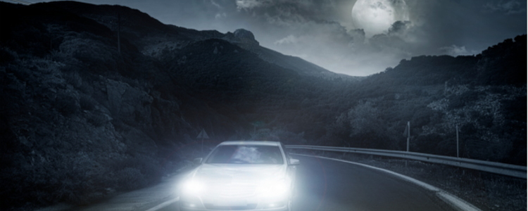 Ford Aims to Make Night-Time Driving a Little Less Scary