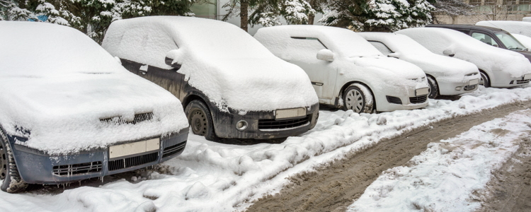Remove Snow from Your Car Before You Drive