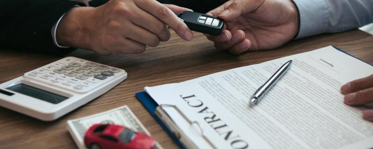 ¿Puedo usar mi auto actual como pago inicial?