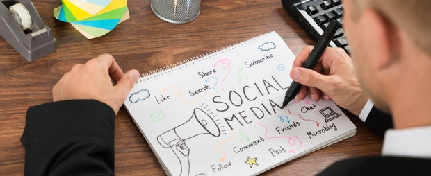 Taking Advantage of Automotive Social Media Marketing - Banner