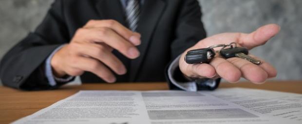 car loan contract