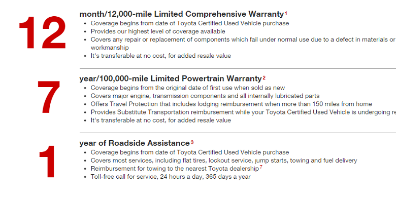 Toyota Camry 2007-2011: Is the Extended Warranty Worth ...