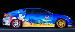 Honda Sonic Civic Sedan Debuts