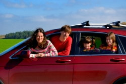 Summer Vacation Road Trips