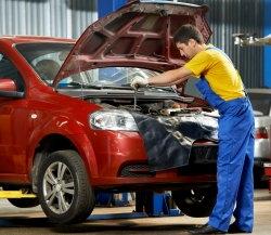car maintenance labour costs