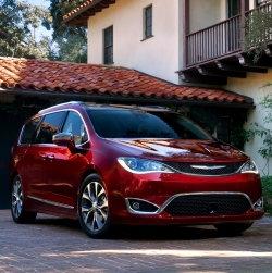 innovative 2017 Chrysler Pacifica