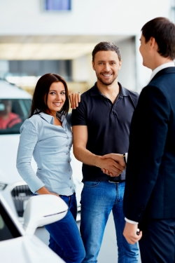 buying a car with poor credit