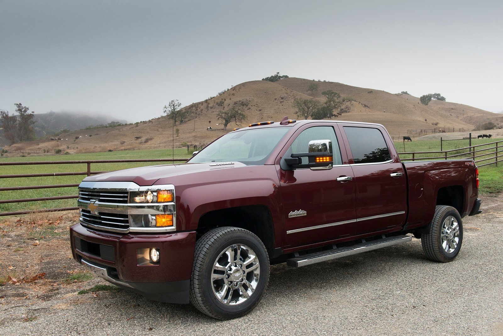 2016 Chevrolet Silverado 2500HD Styles & Features Highlights