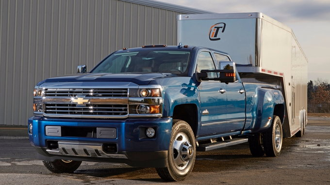 2017 Chevrolet Silverado 3500HD Deals, Prices, Incentives ...