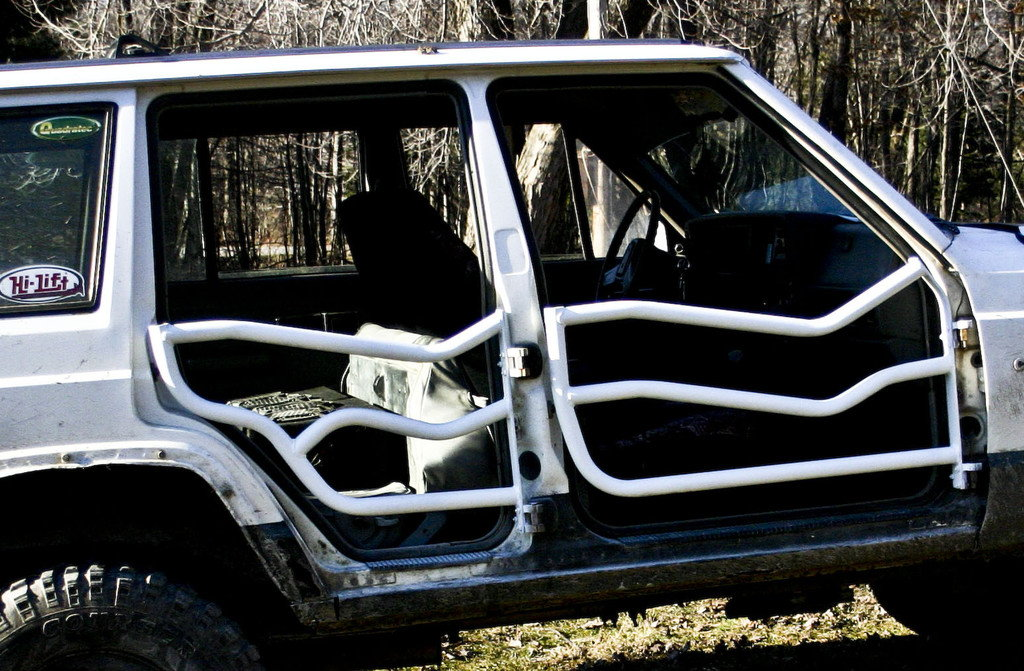 Jeep Cherokee Xj 1997 To 2001 Exterior Modifications