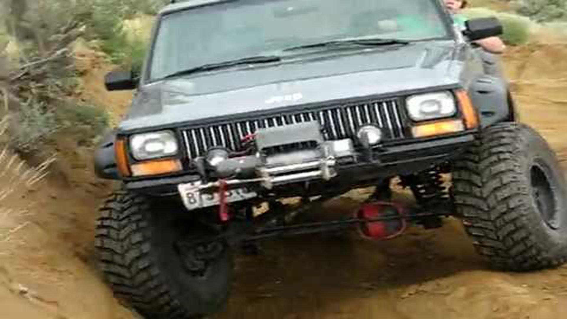 Jeep Cherokee And Jeep Grand Cherokee 1984 2004 Off Roading Modifications Cherokeeforum