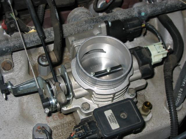 Jeep Cherokee XJ 1984 to 2001 How to Replace Throttle
