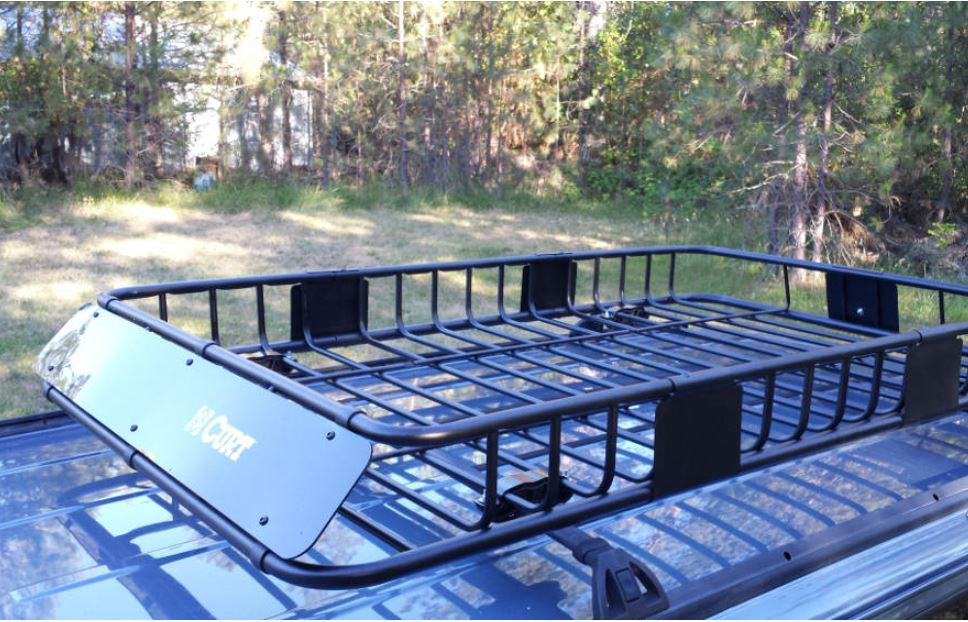 Jeep Cherokee 1984 2001 Roof Rack Reviews Cherokeeforum