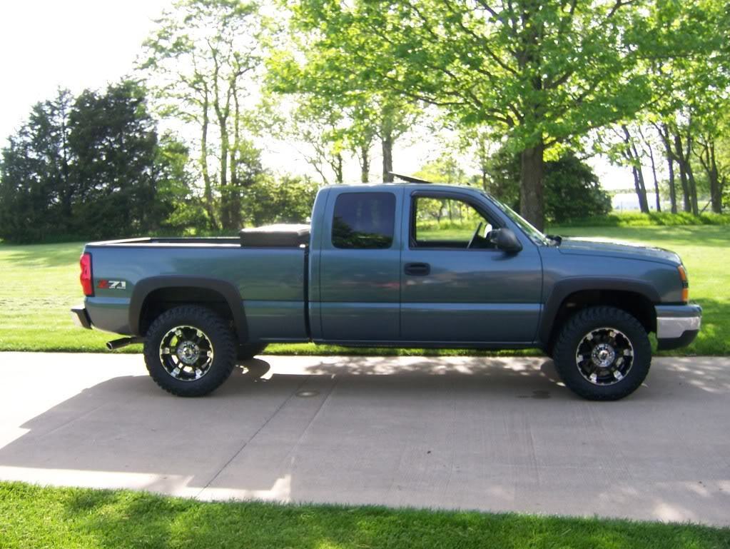 Chevrolet Silverado 2007-2013 GMT900 Lift and Leveling Modifications ...