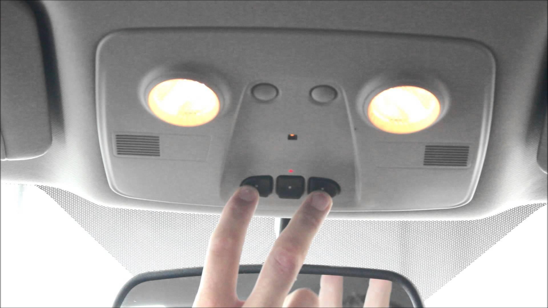 Chevrolet Silverado How To Program Homelink Chevroletforum
