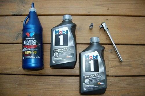 What Kind Of Transmission Fluid Do I Need >> Chevrolet Silverado 1500 GMT900 2007-2013 How to Change Transfer Case Fluid | Chevroletforum