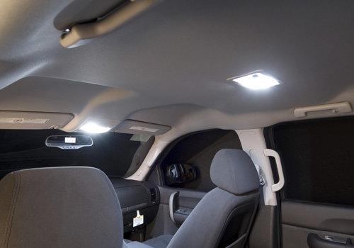 Chevrolet silverado 1500 1999 present how to replace dome - Led interior lights for 2013 chevy silverado ...