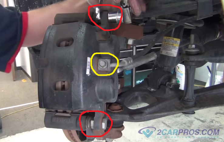 Chevrolet Silverado K2xx 2014 Present How To Replace Brake