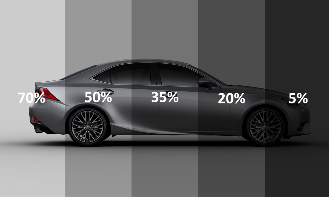 Lexus window tint modifications clublexus for Window tinting