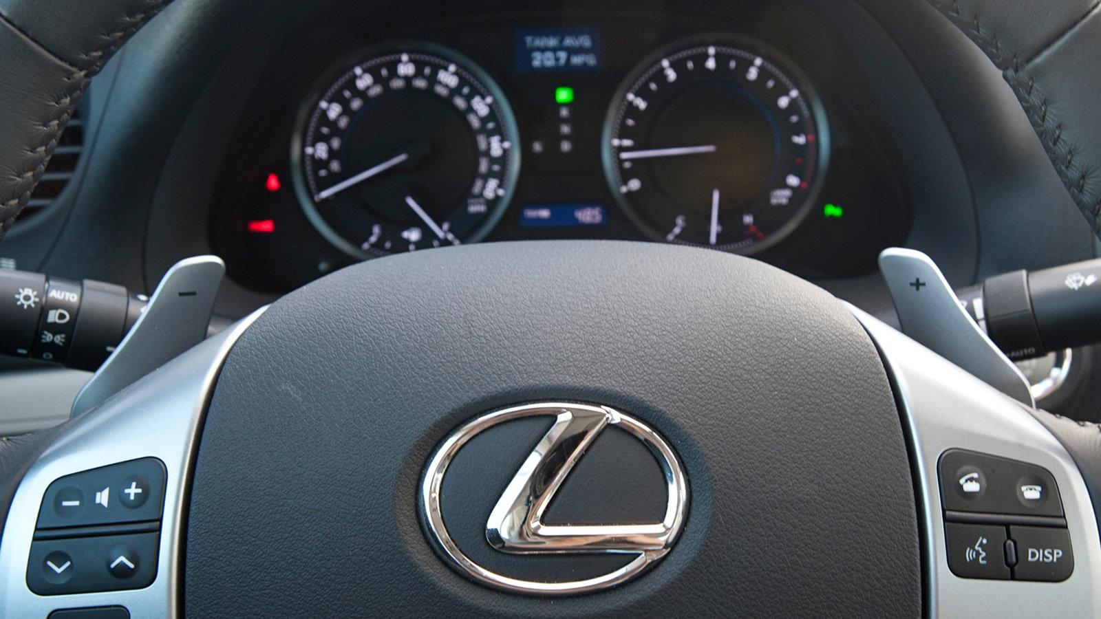 Diy Understanding Your Lexus Warning Lights Clublexus