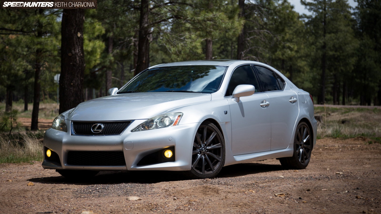 A True Grand Tour: Project FujiSpeed Lexus IS F