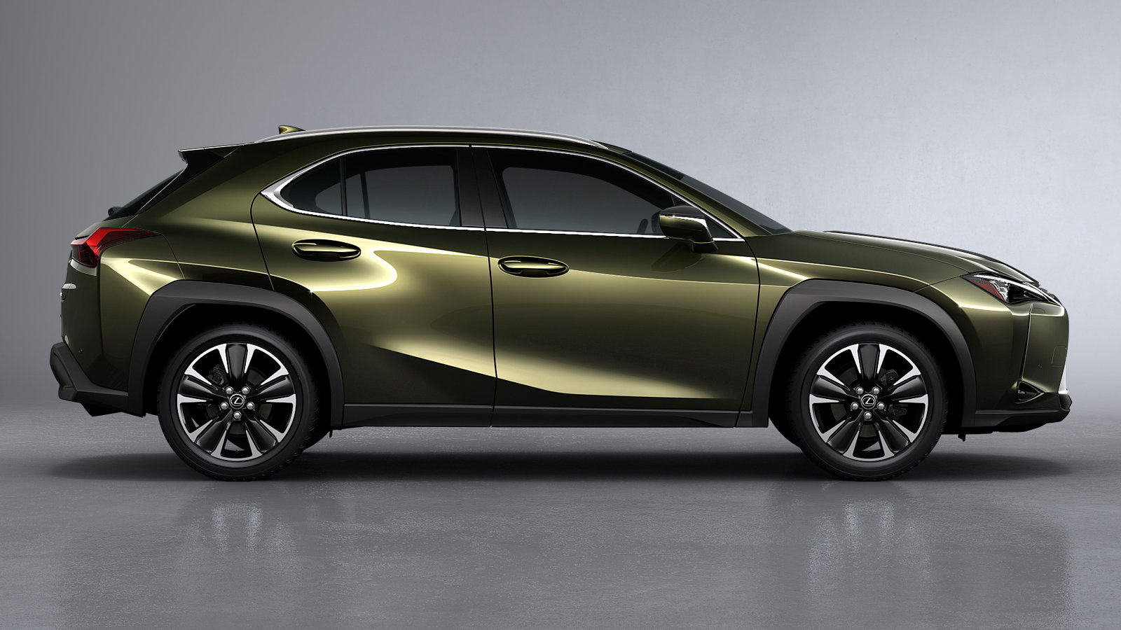 Lexus Launches All-New UX Compact Crossover