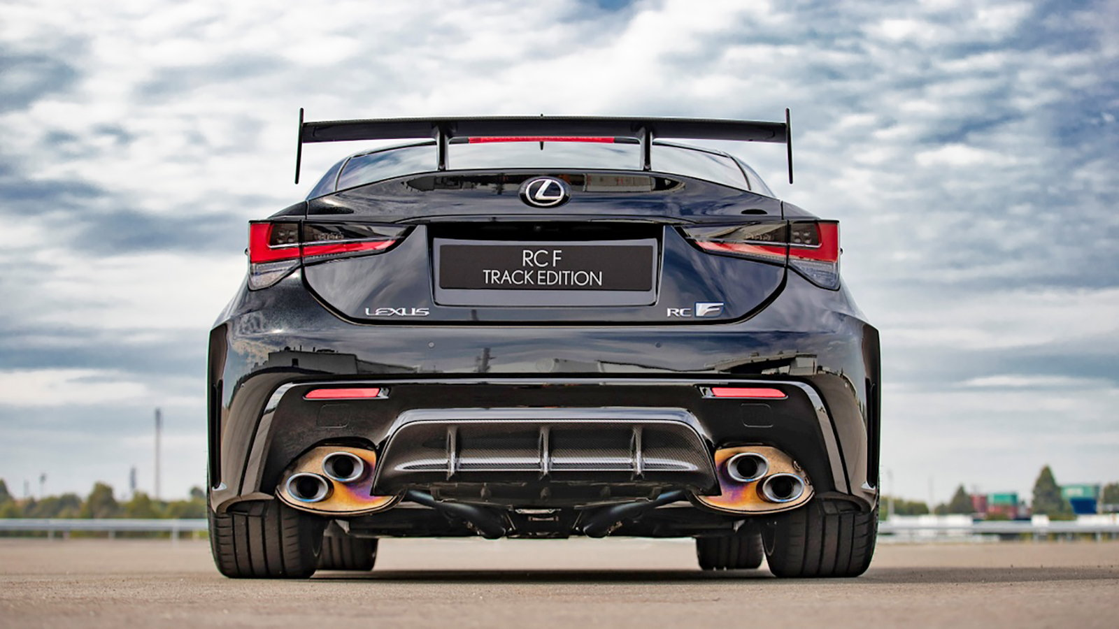 2020 RC F Track Edition is a Pricey One