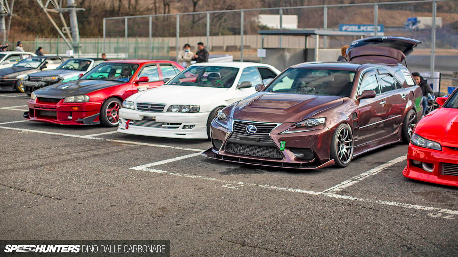 Lexus IS Build is a Drifting Super Wagon