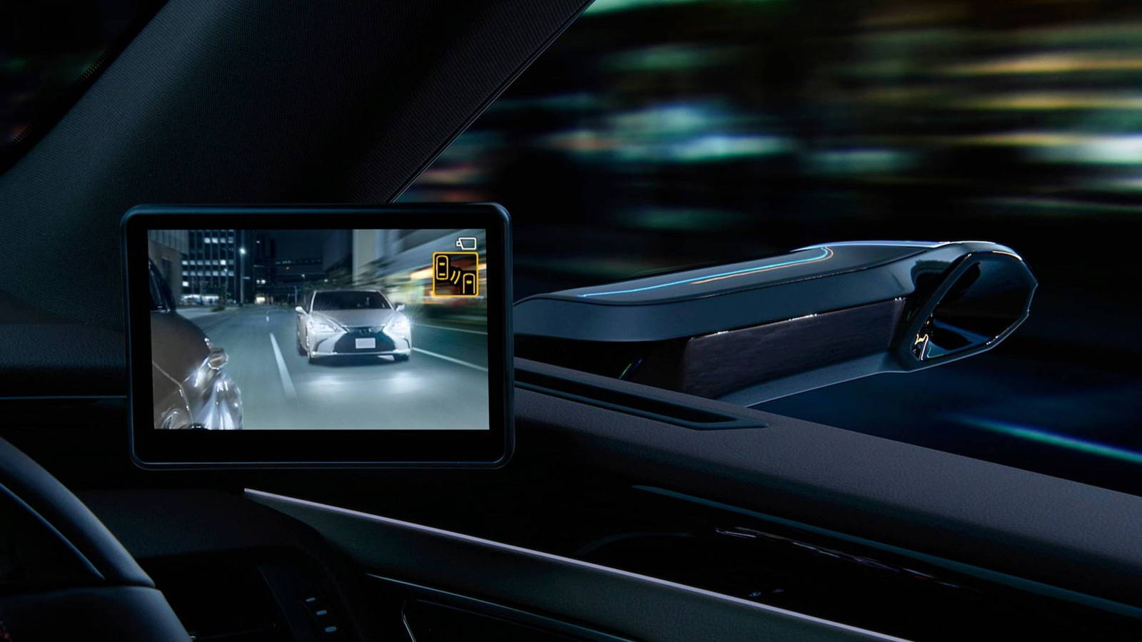 JDM 2019 ES Models Will Get Cameras Instead of Mirrors