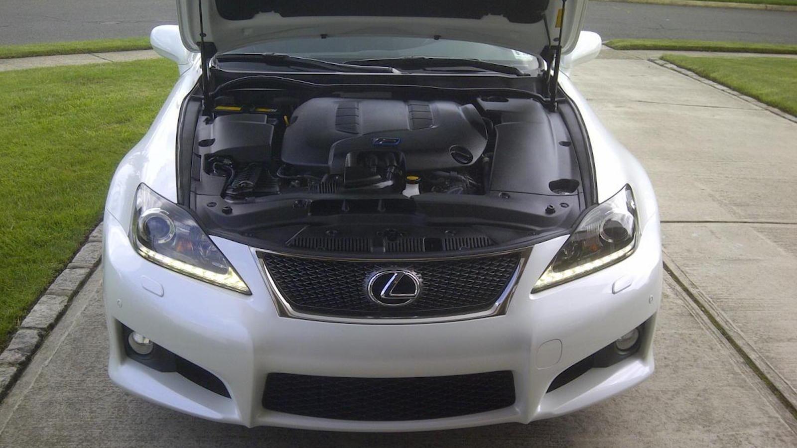 Lexus IS-F Performance Bargain Under 20,000