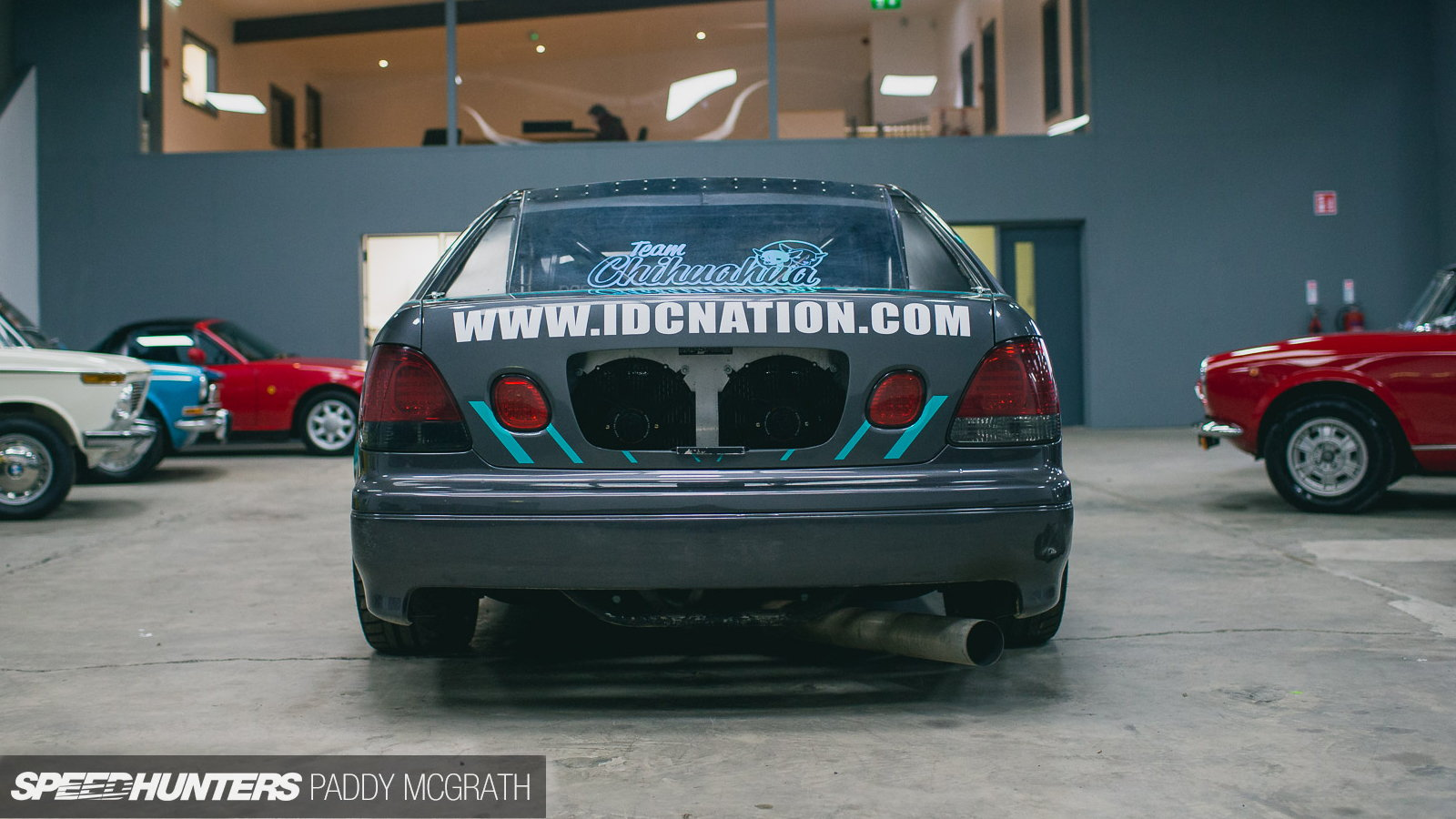 GS300 Drift machine from Stone Motorsports is a Real Competitor