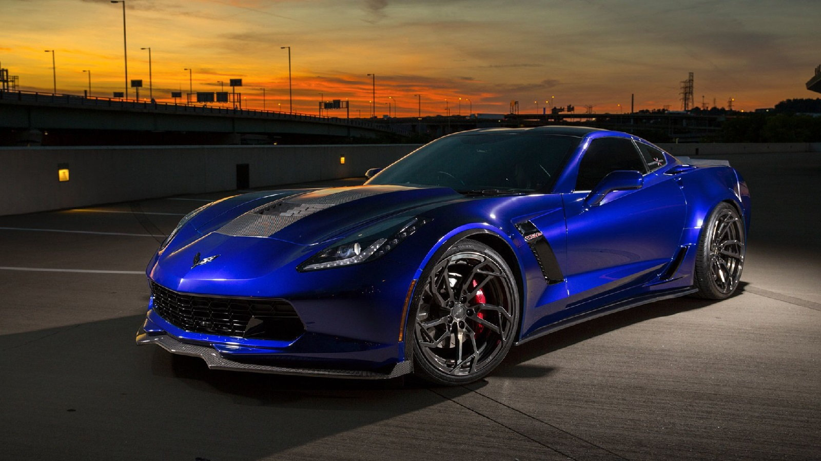 Weapon X's C7 Makes 1,000 Horsepower From a Hopped Up LT1