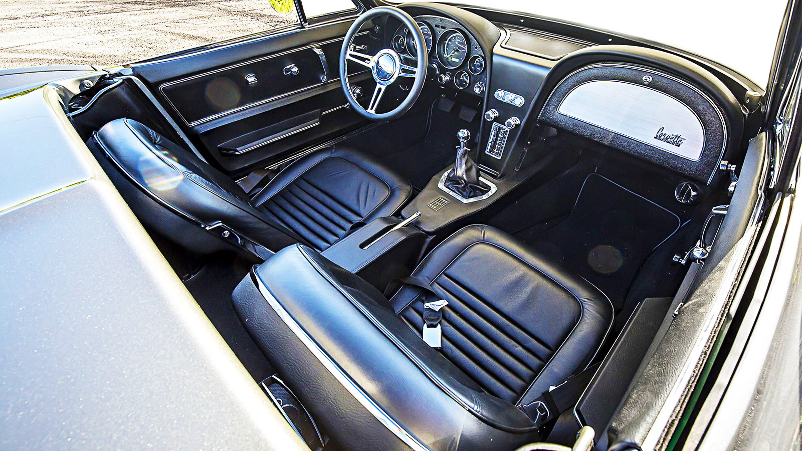 1967 C2 Gets a Sweet Update with an LS7