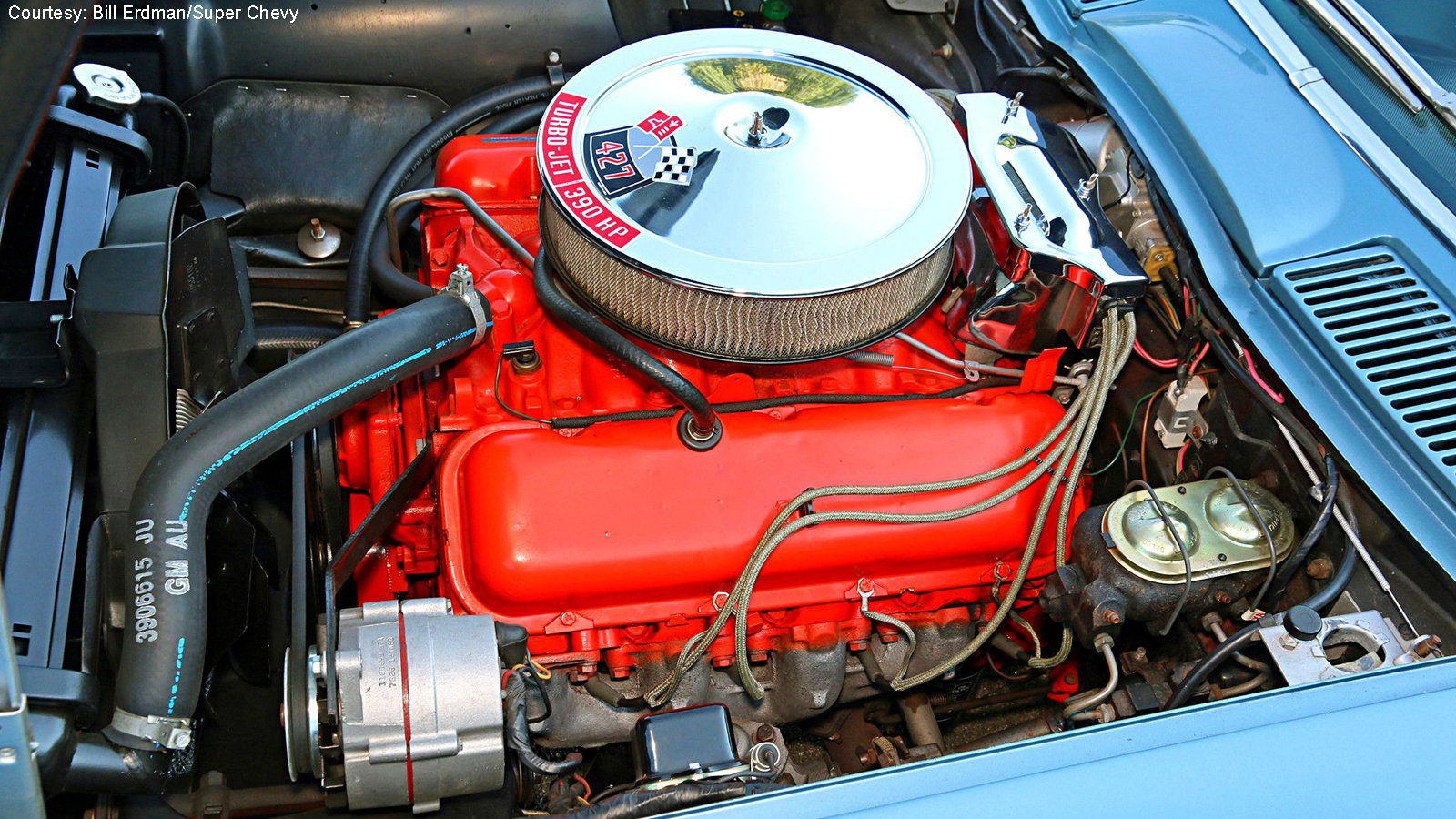 The Life of James Dipersia's 67 Corvette