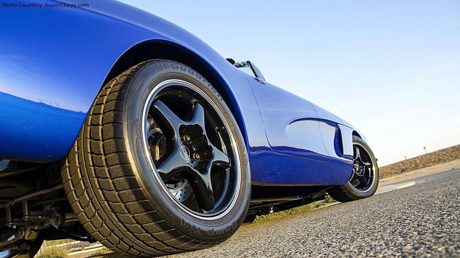 1962 Corvette Grand Sport
