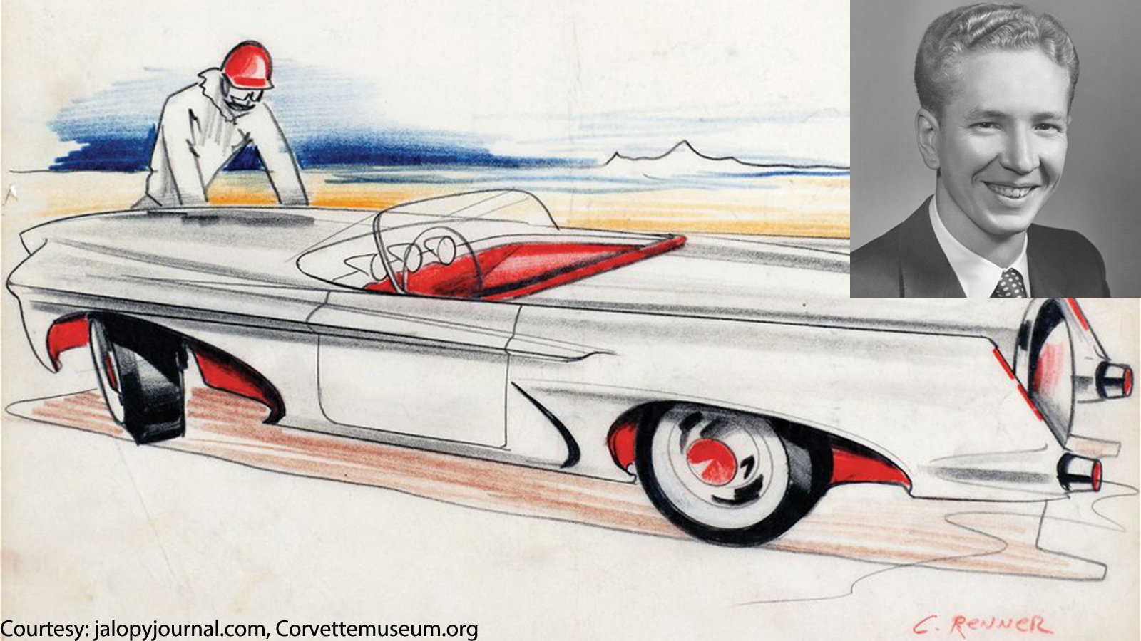 Designing The Corvette