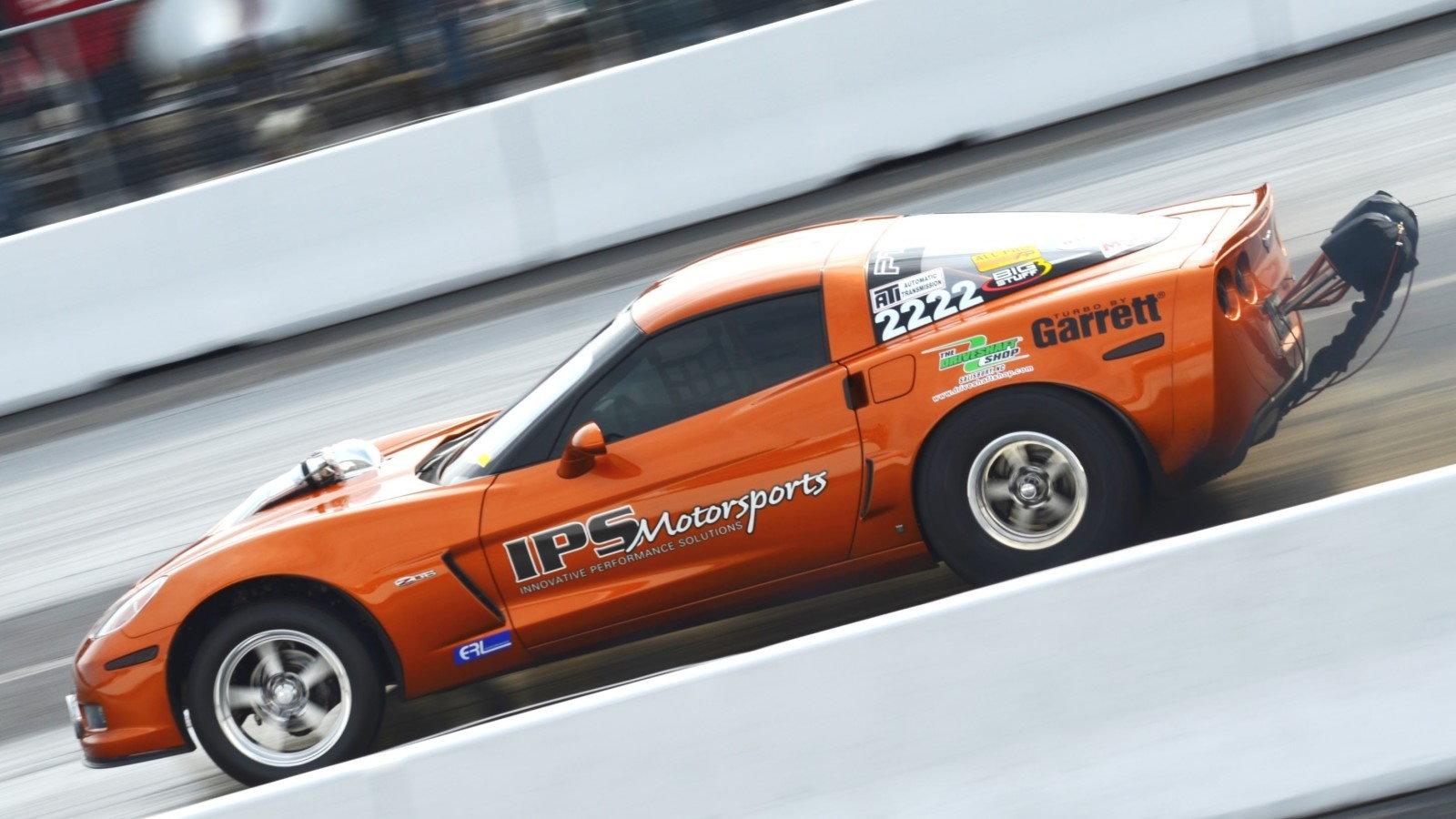 atomic fusion Corvette