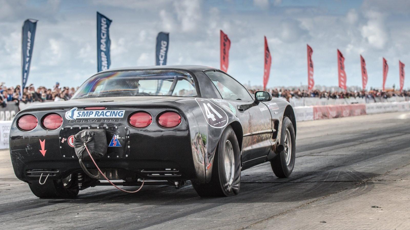 gear ratios C5 C6 Corvette drag racing