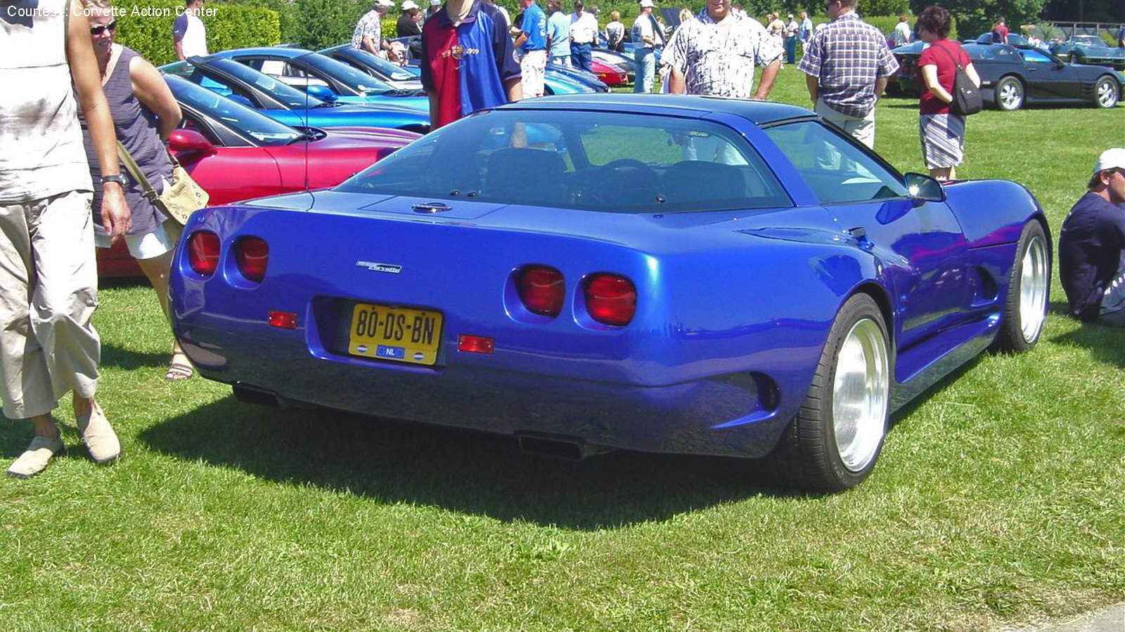 Widebody C4 Corvette to Make Things Different