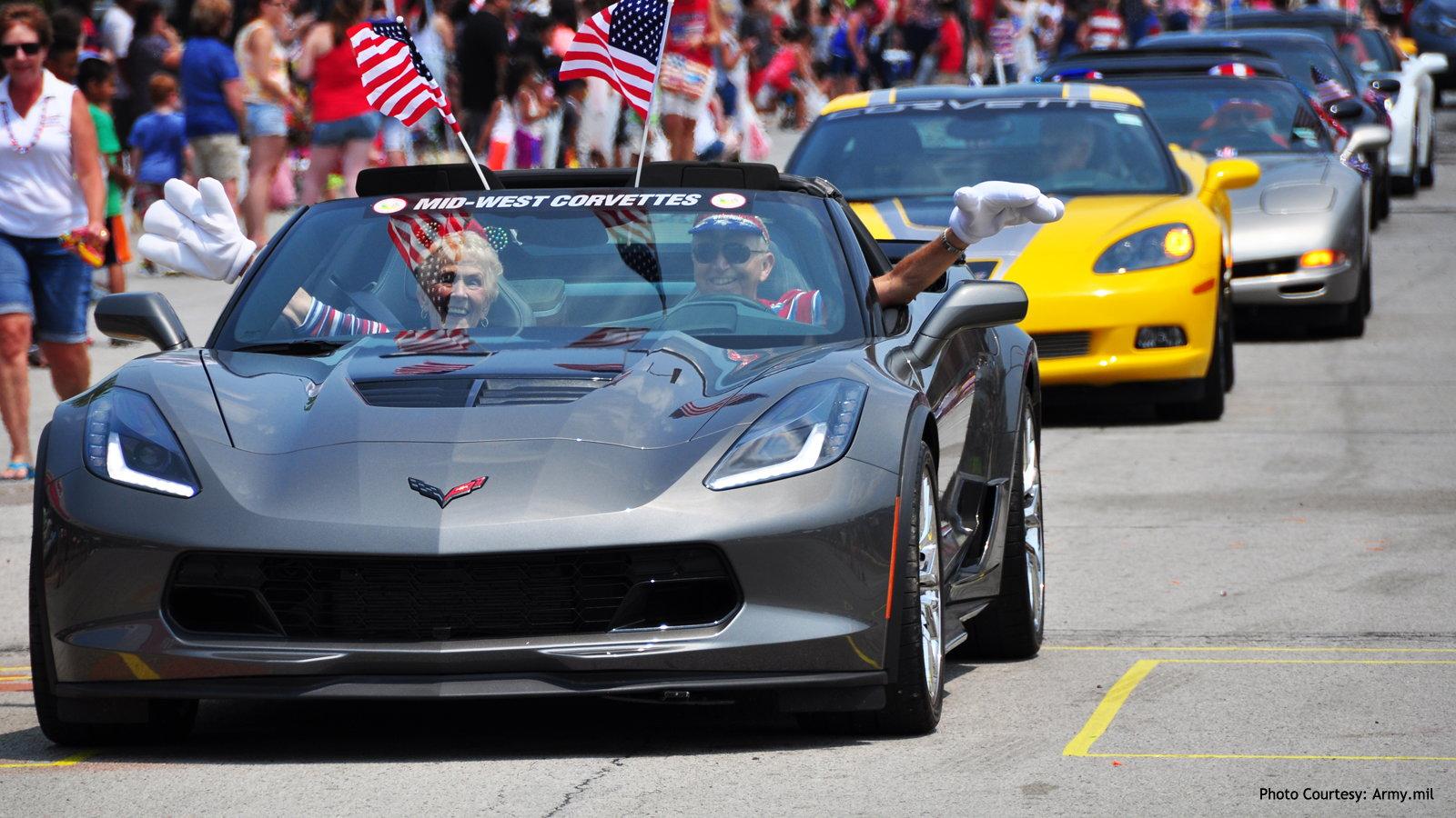 Corvette Fun